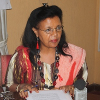 Photo of UNAIDS Country's Director